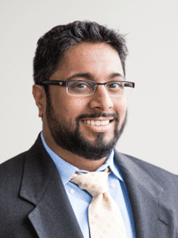 Associate Director of Admissions - Shyam Dharia